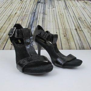 MaxStudio Heels Sandals Size 9M